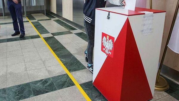 Polonya- Cumhurbaşkanlığı seçimi - Sputnik Türkiye