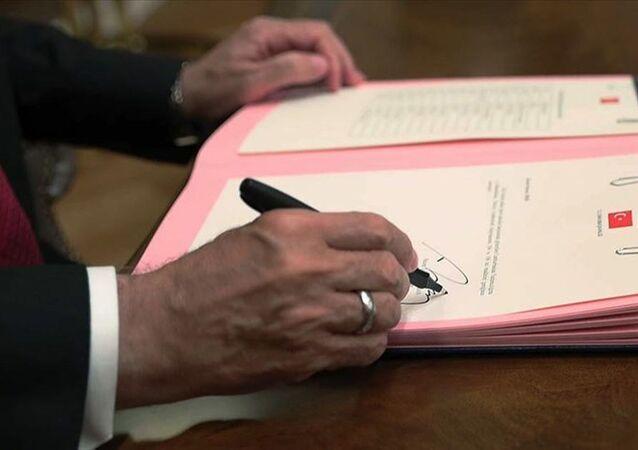Resmi Gazete- Cumhurbaşkanlığı kararı