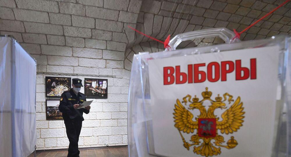 Rusya'da anayasal değişiklikler için halk oylaması