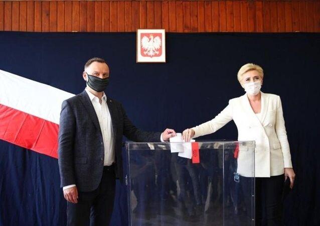 Polonya'da cumhurbaşkanlığı seçimleri