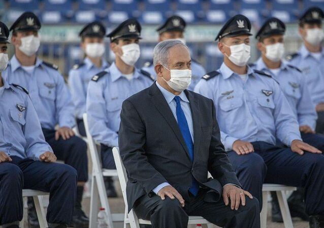 İsrail-koronavirüs