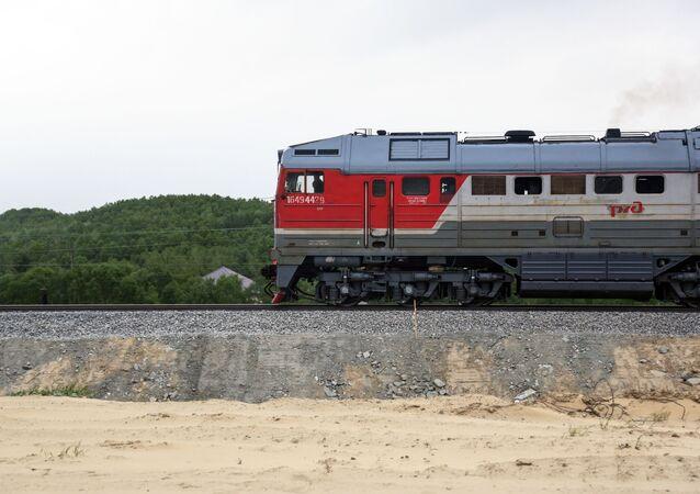 Rusya-tren