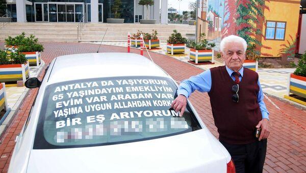 Bahtiyar Doğan - Sputnik Türkiye