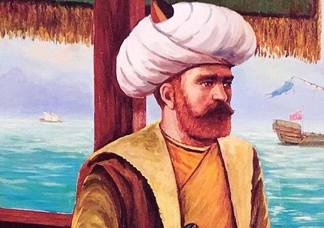 Türk denizcisi Barbaros Hayrettin Paşa