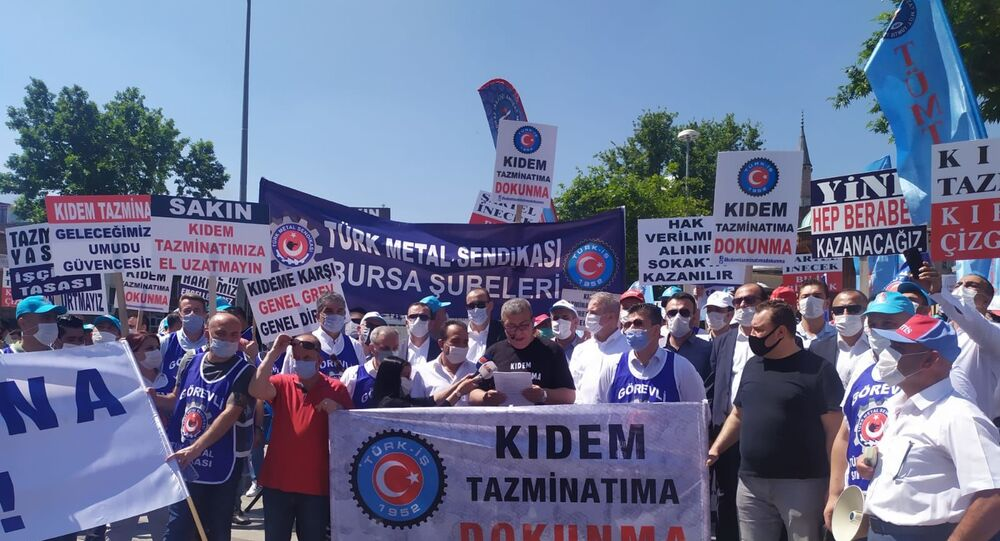 Türk-İş - Kıdem Tazminatı