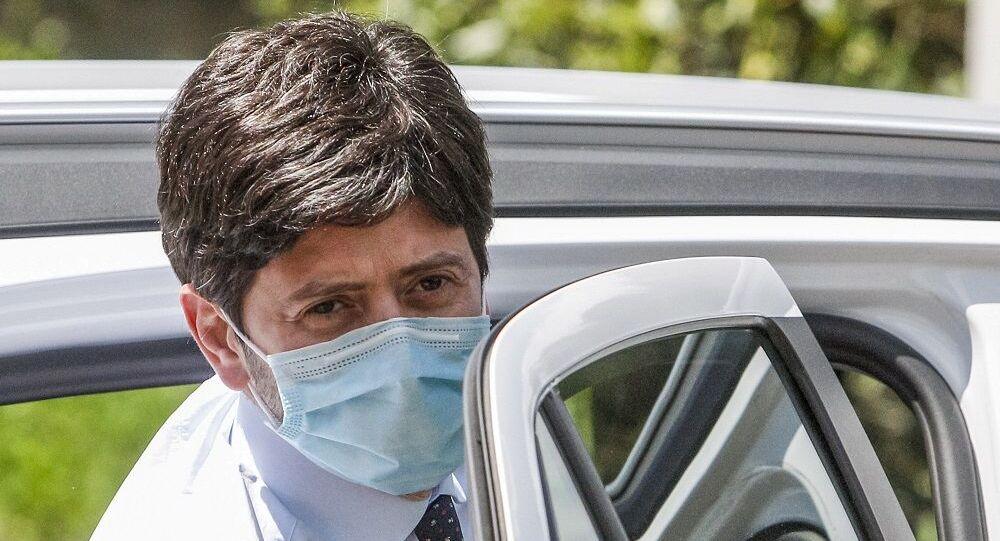 İtalya Sağlık Bakanı Roberto Speranza