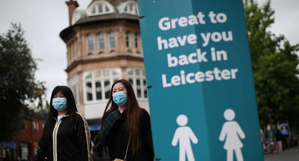İngiltere'de Leicester kenti karantinaya alındı