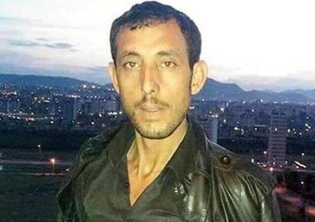 Harun Sezer (38), 8 gün süren arama çalışmalarının ardından saklandığı su kuyusunda yakalandı.