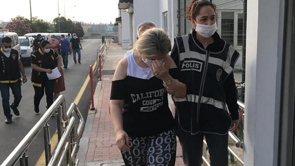 Adana'da fuhuş operasyonu: 36 gözaltı - Sputnik Türkiye