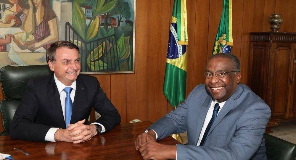 Jair Bolsonaro-Carlos Alberto Decotelli