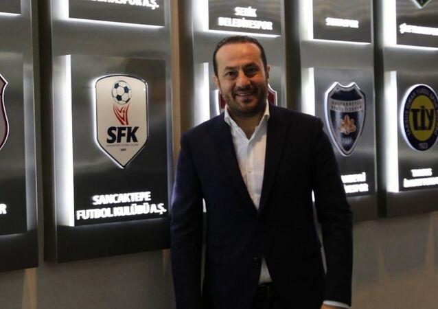 Sancaktepe Futbol Kulübü Başkanı Fatih Kol