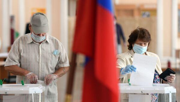 Rusya-anayasa değişikliği-halk oylaması - Sputnik Türkiye