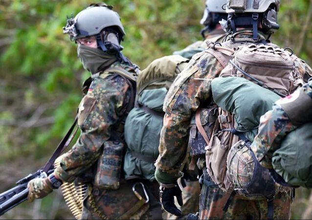 Alman Komando Özel Kuvvetleri'nin bir bölümü aşırı sağcılar nedeniyle lağvedildi