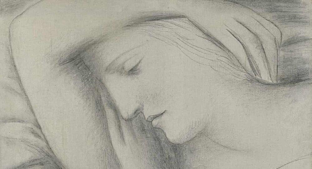 Picasso'nun gizlediği sevgilisi ve ilham perisine ait portre