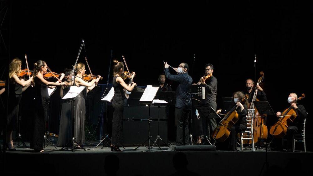 İDSO açık hava konserlerine başladı.