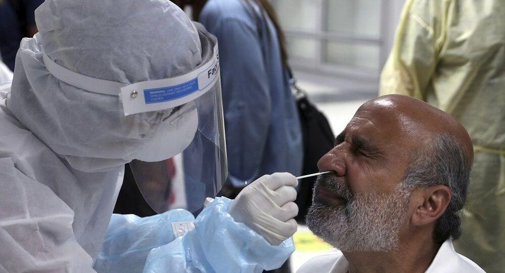 Lübnan-koronavirüs- koronavirüs testi