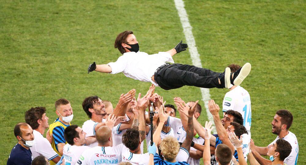 Rusya Premier Ligi Krasnodar - Zenit