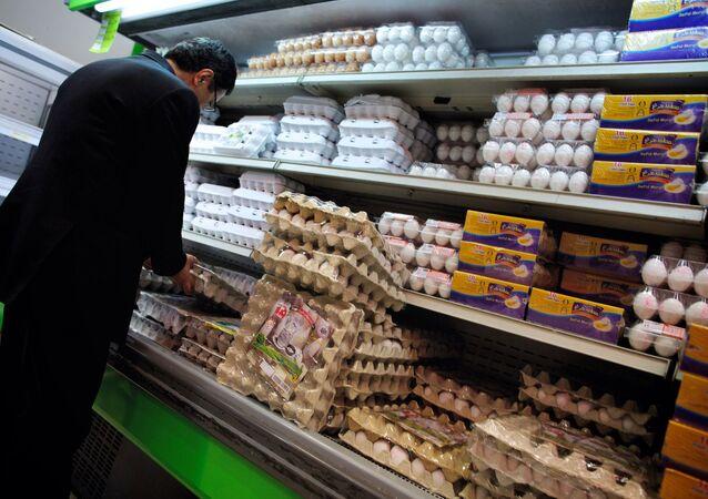 İran - Tahran - yumurta