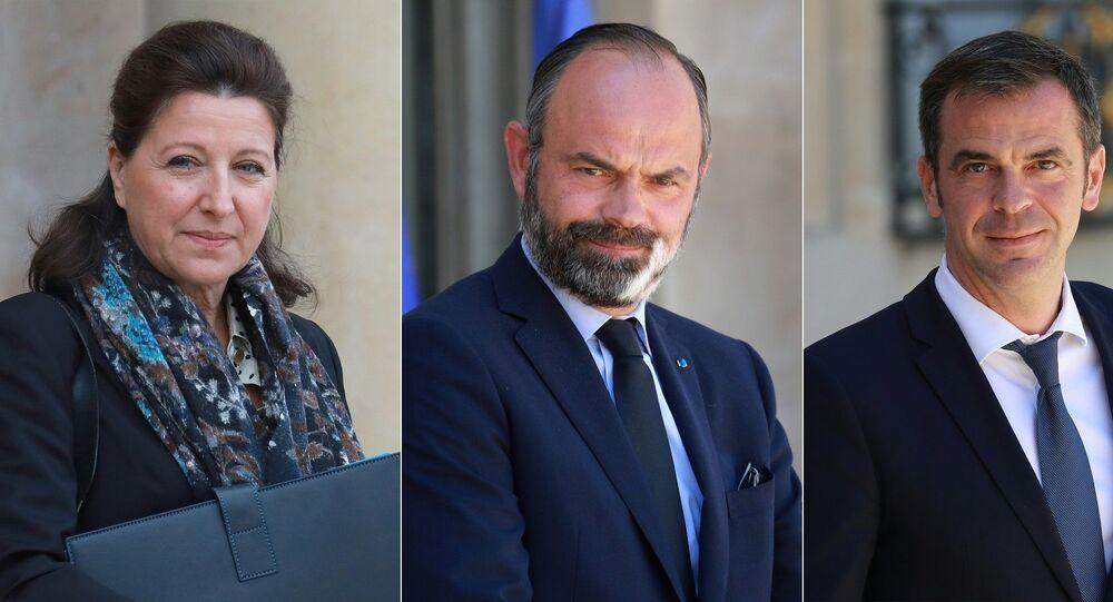 Fransa'da yeni tip koronavirüs (Kovid-19) salgınının yönetimine ilişkin eski Başbakan Edouard Philippe, eski Sağlık Bakanları Olivier Veran ve Agnes Buzyn hakkında soruşturma açıldı.