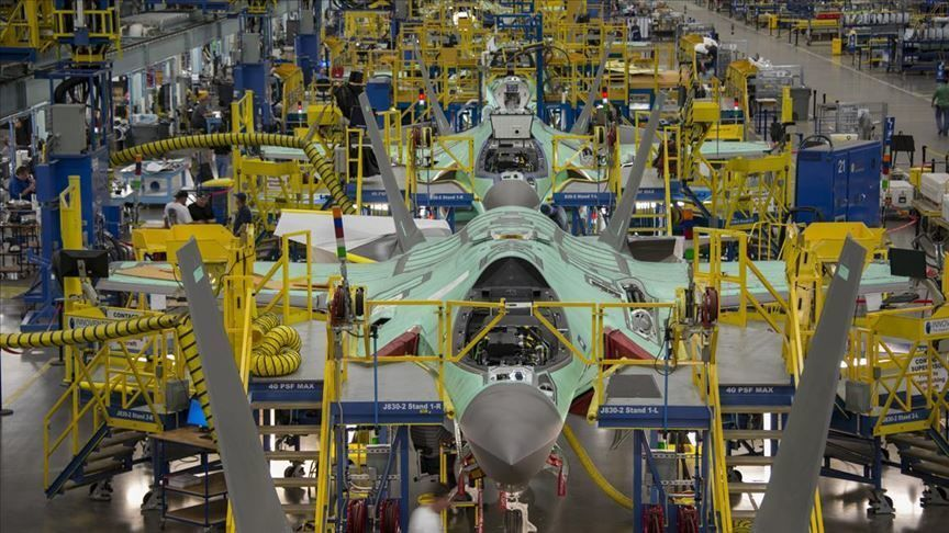 F-35, ABD