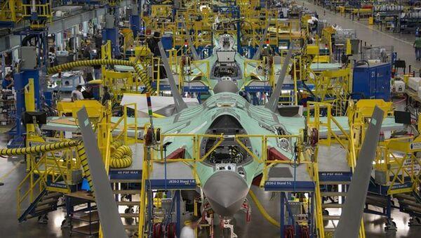 F-35, ABD - Sputnik Türkiye