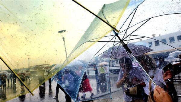 İstanbul, yağmur - Sputnik Türkiye