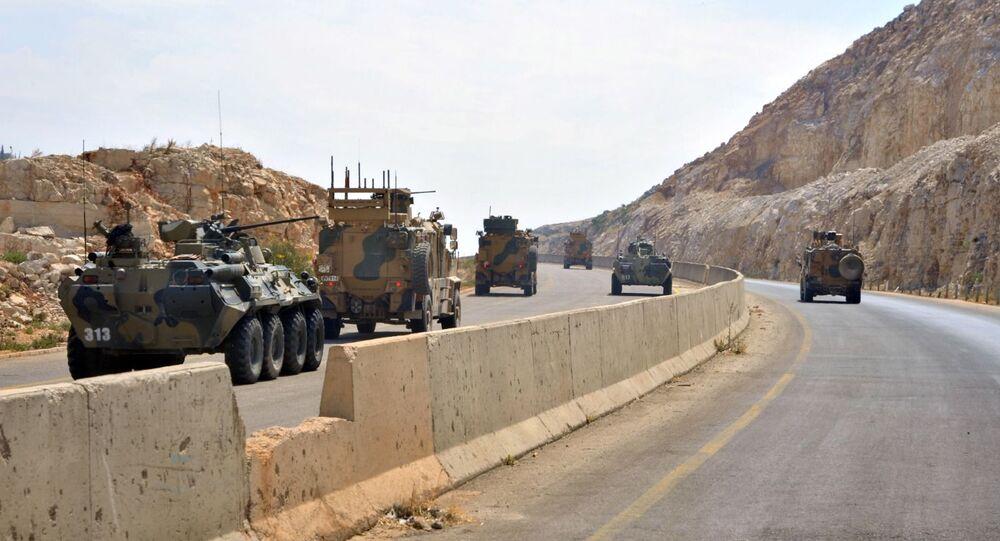 Türk-Rus Birleşik Kara Devriyesi
