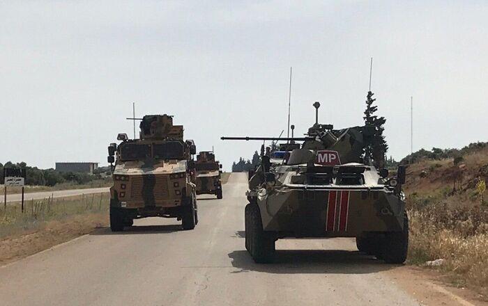 Rusya, Türkiye, M4 Karayolu, ortak devriye