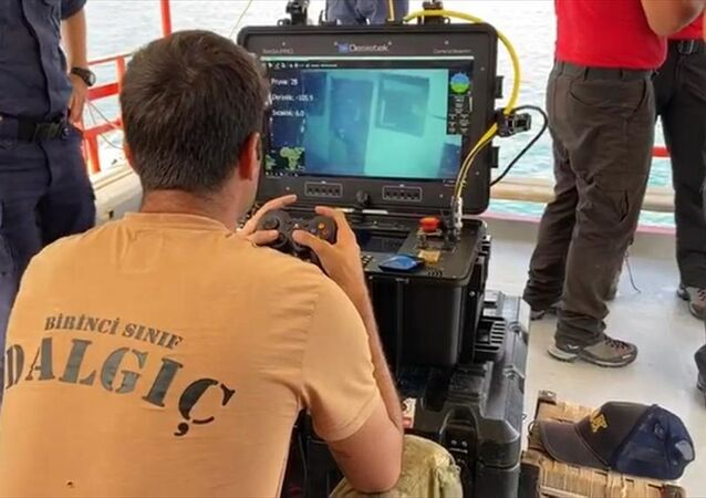 Van'da 27 Haziran'da göle açılan ve kaybolduğu ihbarı üzerine arama çalışmalarına başlanan teknenin yeri tespit edildi.